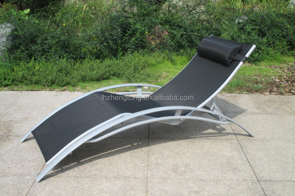 en aluminium jardin ext rieur chaise de plage chaise relax chaises en m tal id de produit. Black Bedroom Furniture Sets. Home Design Ideas