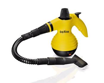 Cop Rose Powerful Deep Clean Steam Cleaner Handheld Garment Steamer - Best multi use steam cleaner
