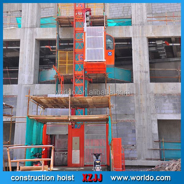 Distributor wanted Huabei SJPT05-6 construction platform lift & hydraulic aerial platform
