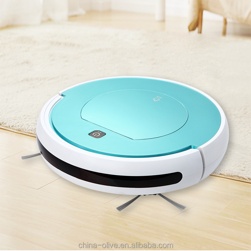 Integrated cleaning system Remote control intelligent anti-collision low price Robot vacuum cleaner