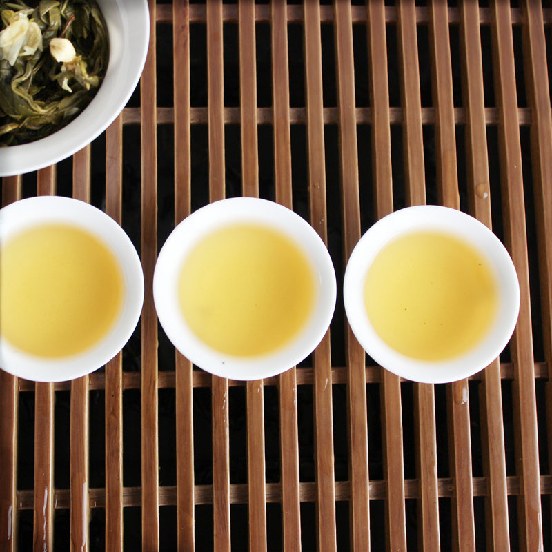 organic certification jasmine tea customized gifts packing online speciality stores wholesale tea tins L - 4uTea   4uTea.com