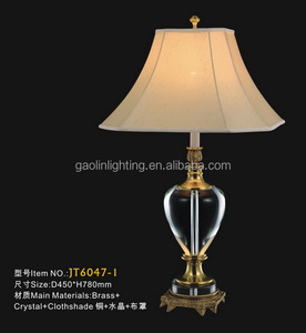 high quality brass bedside mini standing reading lamps energy saving table lamp