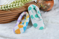 Fashion indoor cotton man/woman winter cotton slipper
