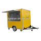 JX-FS250 Jiexain 8 years modern fried ice cream cart mobile food truck trailer
