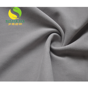2018 popular 100% cotton single jersey knitted fabric