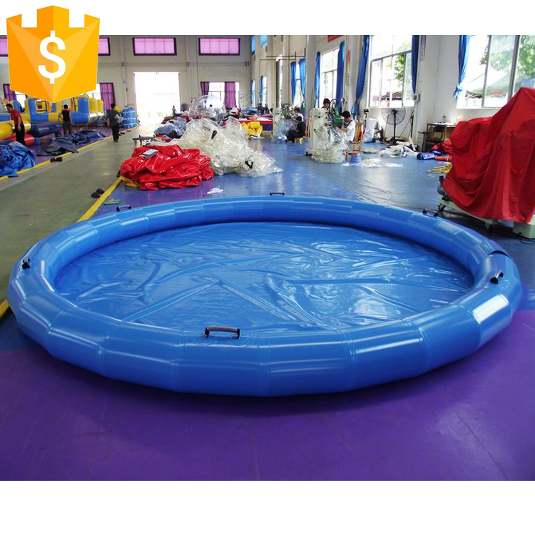 Portable Inflatable Baby Swimming Pool Adult Plastic