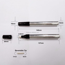 Marking Pen Accessories Paintbrush Shell Aluminum Tube The Manufacturer Empty Marker