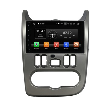 22edfee9def7 KD-9619 android 8.0 car gps navigation dvd auto radio player for Renault  Duster 2015