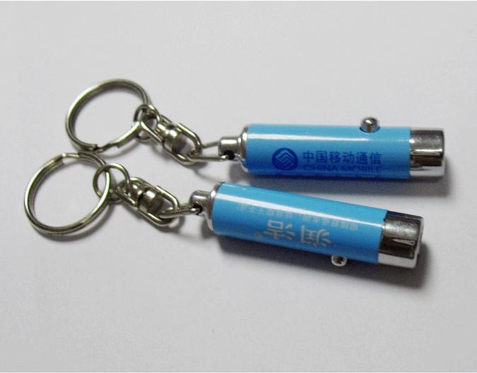 Uv-licht schlüsselanhänger mini led taschenlampe schlüsselanhänger ...