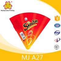 Manufacturer Supply Paper Wrap Ice Cream Cone