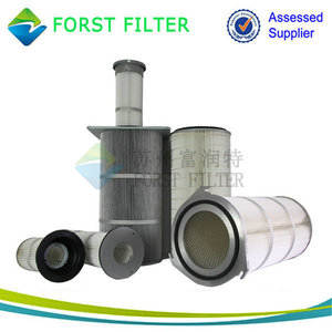 FORST Laser Cyclone Filter Cartridge Collector Air Filter