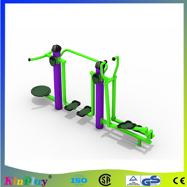 outdoor playground equipment fitness Elliptical trainer