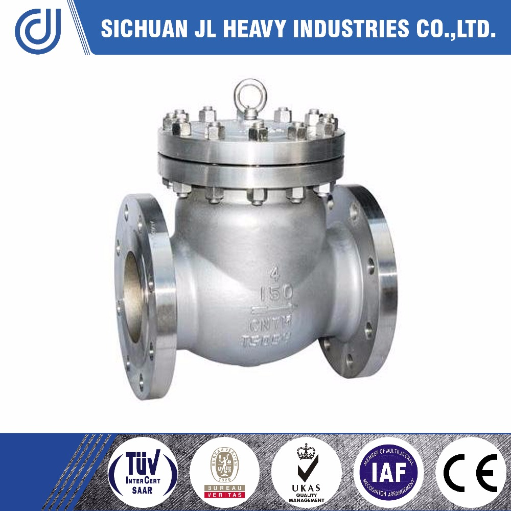 sand casting alloy steel special steel ss steel Gate valve body