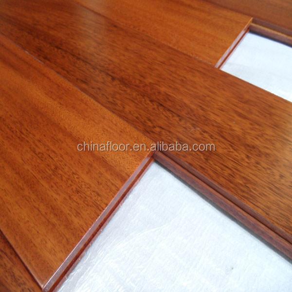 Guangzhou Supplier High Level Iroko Hardwood Flooring
