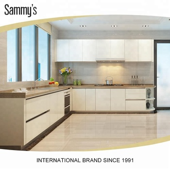 China Made Plywood Recycled Pvc Kitchen Cabinets In Good Price Buy