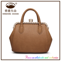2016 used jewelry fashion messenger bags wholesale cheap ladies hand bag designer handbag leather handbags made in China