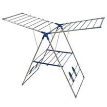 Fordable Clothes Drying Rack inspection / Stainless Steel Drying Rack / Professional Quality Control in China