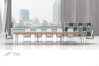 High Quality Office Furniture Long Table/workstation Desk Without  Screen/conference Meeting Table