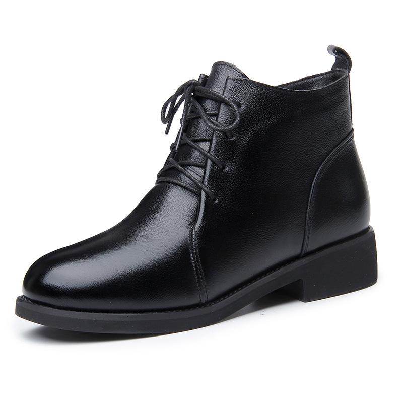 anti slip rubber outsolemen shoes casual genuine leather shoes dress shoes men casual
