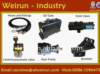 Dump Truck Hoist Hydraulic Ram Cylinders - Buy Dump Truck Hoist Hydraulic  Ram Cylinders,Hydraulic Telescopic Cylinder,Hydraulic Telescopic Cylinder