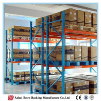 Chinese Top Quality China Supplier Steel Shelves Retail Shelving Systems Vehicle Storage Rack