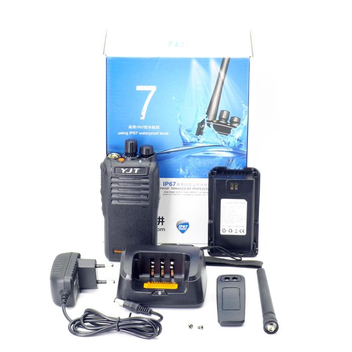 Best Long Range Distance Portable Wireless Encrypted 10W VHF