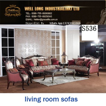 American Style High Quality Clic Fabric Sofas Well Ing Sofa