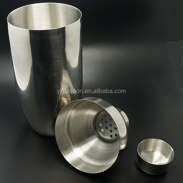 Factory hot sales design wine cocktail shaker stainless steel