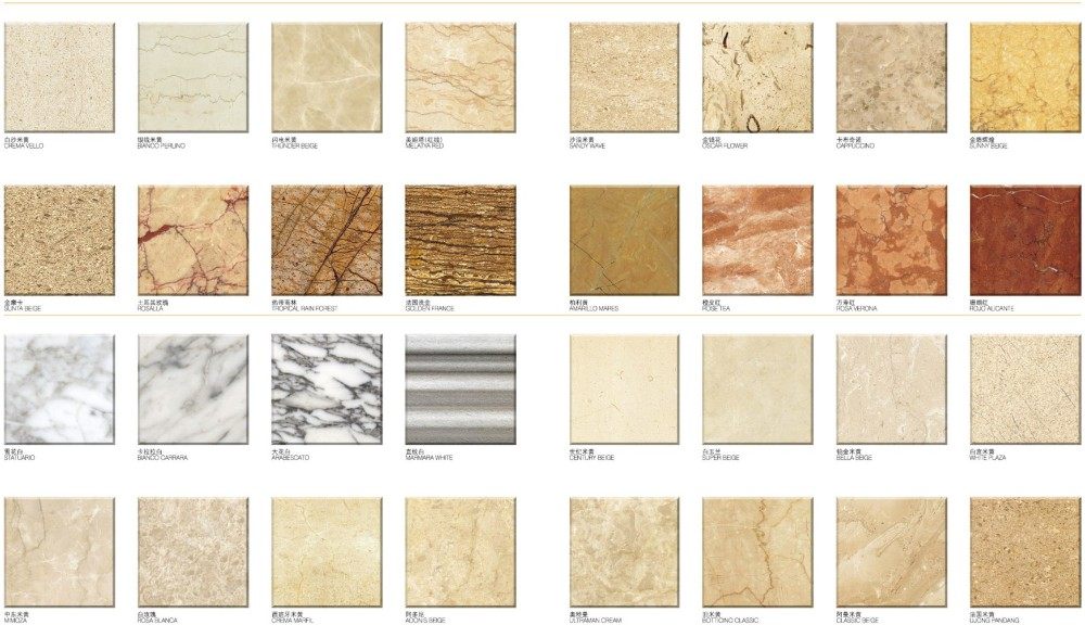 Marble Stone Names : Italy types price of italian statuario marble buy