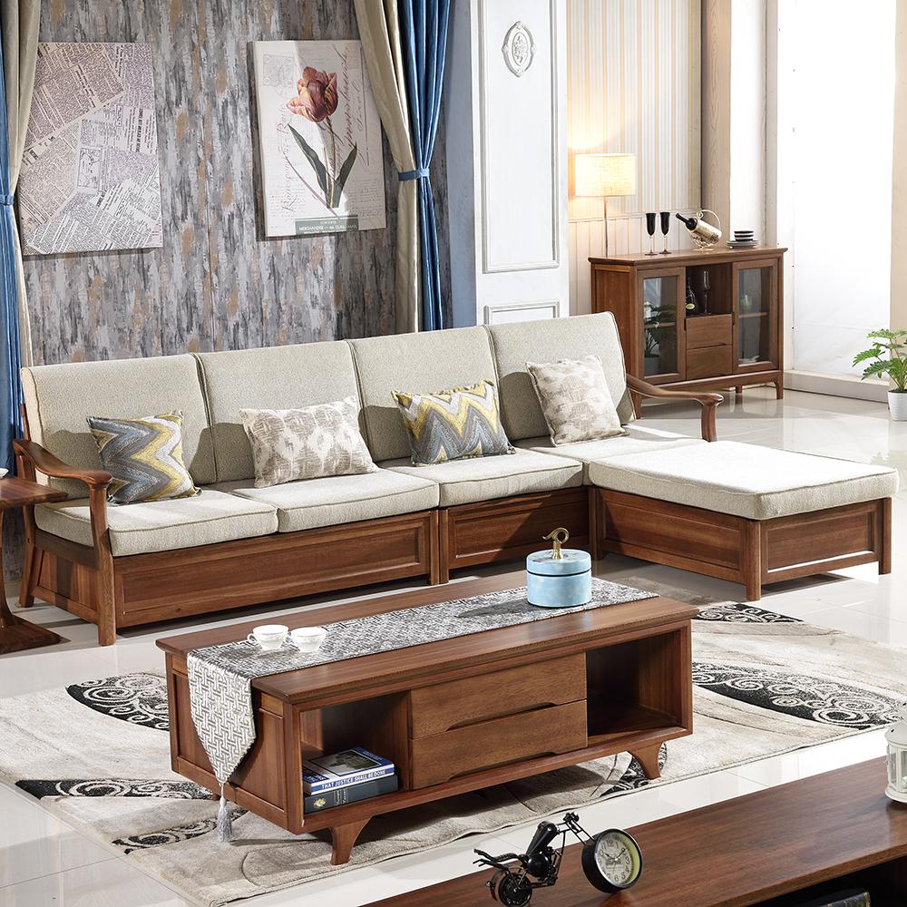 Europäische moderne neueste einfachen stil wohnzimmer möbel massivem ...