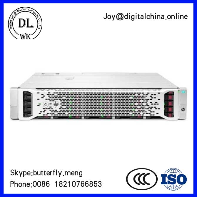 Original New! B7E40A HP D3700 w/25 600GB 6G SAS 10K SFF(2.5in) ENT Smart Carrier HDD 15TB Bundle