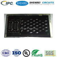 Chinese professional pcb manufacturer and printed circuit board assembly