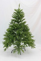 xibao brand PE decorated live decoration artificial christmas tree