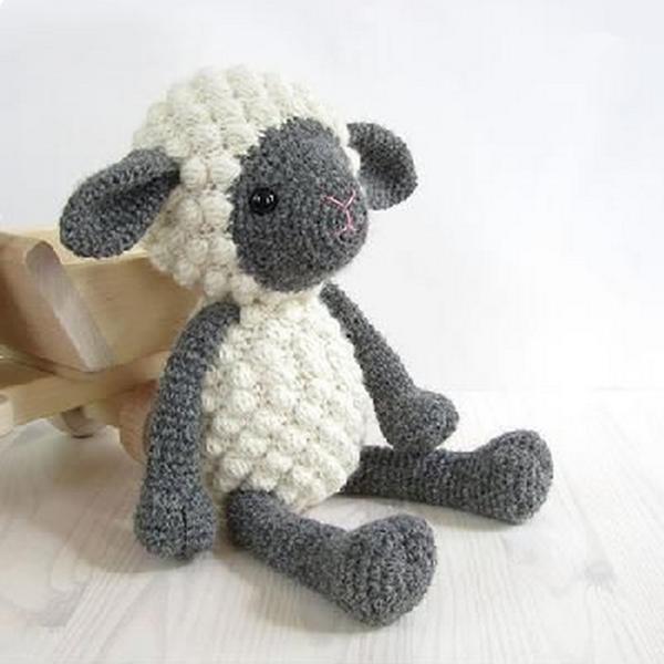 Amigurumi Reindeer Pattern Free : Knuffelbeer schapen. kon niet meer cute! proberen om het ...