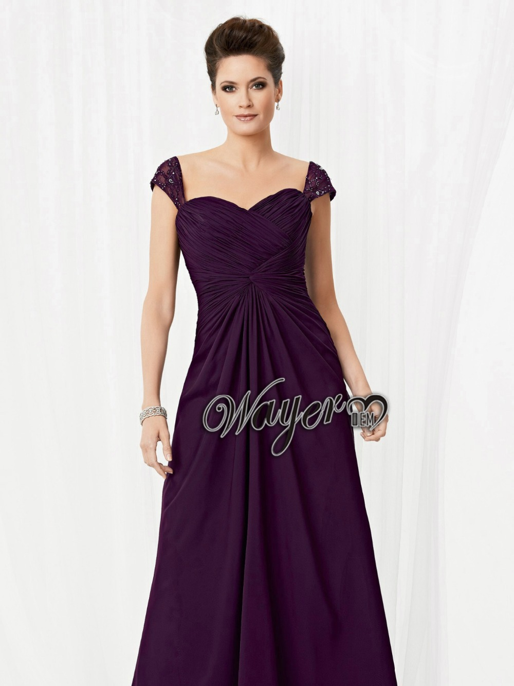 4213b5826c1 Buy Plus Size Evening Dress Chiffon Ruched Royal Blue Party Dresses Halter  Empire Rhinestone Evening Gown Robe De Soiree JING238 in Cheap Price on  Alibaba. ...
