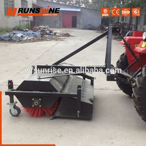 Competitive Manufacturer OEM Made Clean Tractor Mounted Road Sweeper