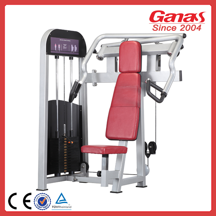Hot sales indoor MT-6003 incline chest Press king fitness equipment