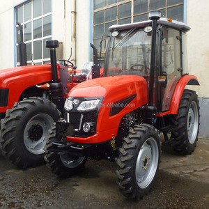 Hot Sale Lutong 120HP 4WD wheel Farm tractor with Cabin LT1204