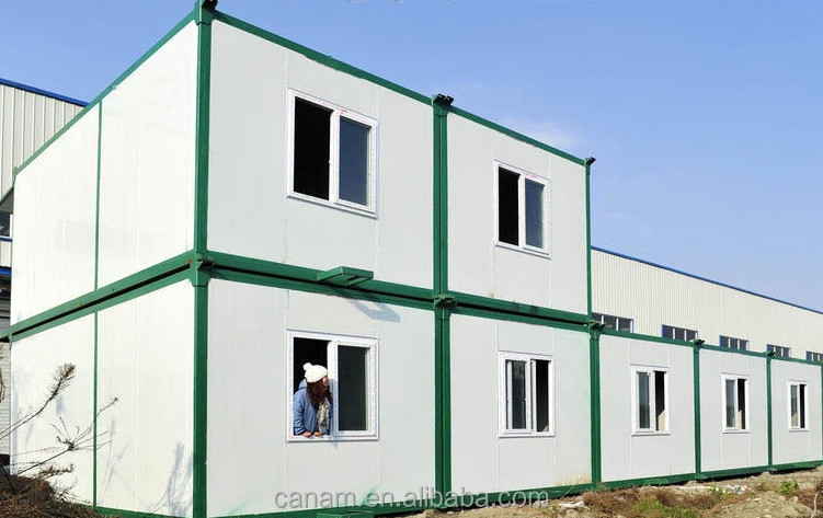 2016 hot sale/prefab modulare contaienr house low cost