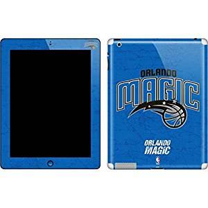 NBA Orlando Magic iPad 2 Skin - Orlando Magic Blue Primary Logo Vinyl Decal Skin For Your iPad 2