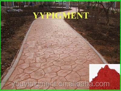 Amarillo xido de hierro xido de hierro cemento cola for Pigmento para cemento