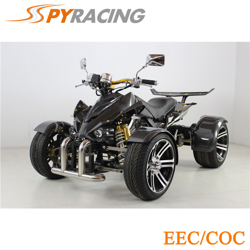 EEC approved 250cc quad atv for adults (SPY350F1)