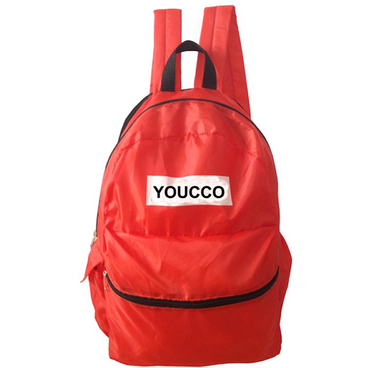 Foldable Waterproof Backpack Raincoat Fabric Raincoat In ...