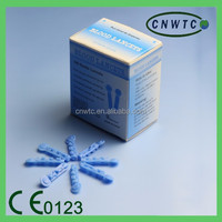 One Time Use 32G Medical Disposable Twist Lancet