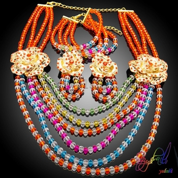 making sets instructions bridal wedding for diy crystal beads beaded jewelry bead