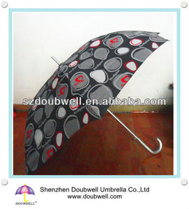 printed artwork umbrella