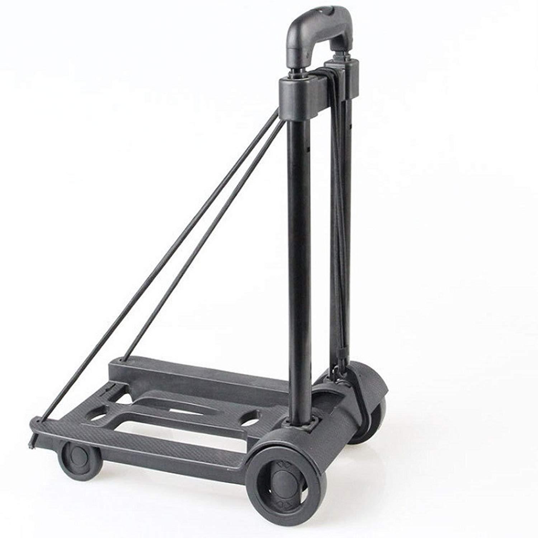 b2a300679527 Buy Portable Folding Push Truck Trolley Luggage Cart, Flatbed Dolly ...