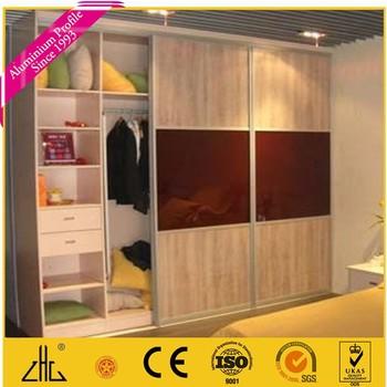 aluminum sliding cabinet door track. Aluminium Profile Sliding Wardrobe Door,powder Coated For Door Track,aluminum Aluminum Cabinet Track