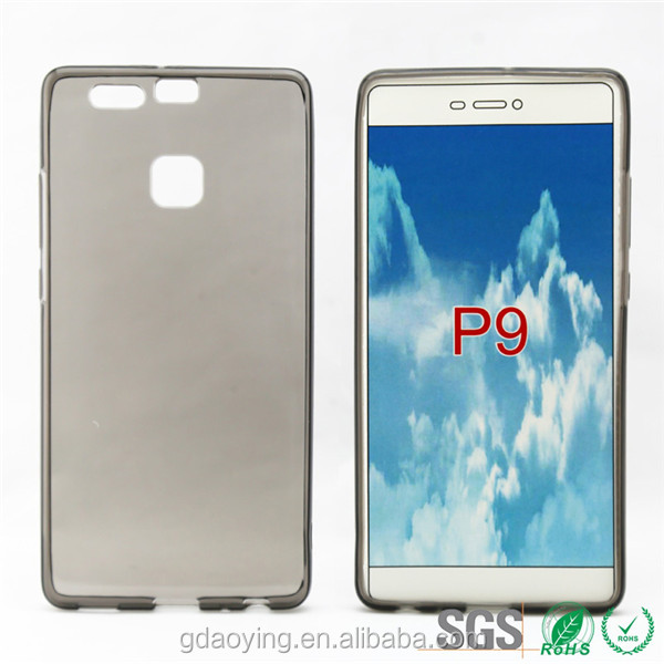Cellular Phone Clear TPU Case Cover For Huawei P9