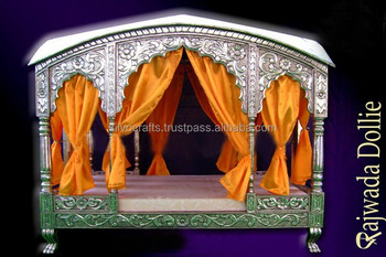 Rajwadi rajasthani wedding doli palki sahib wedding palki and doli rajwadi rajasthani wedding doli palki sahib wedding palki and doli decorations for indian wedding junglespirit Images
